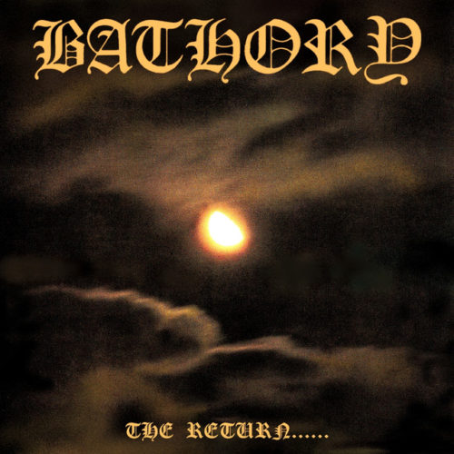 Bathory - The Return...... LP