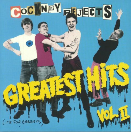 Cockney Rejects - Greatest Hits Vol. 2 LP