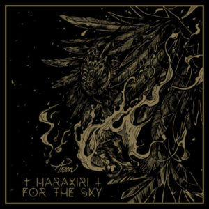 Harakiri For The Sky - Arson CD