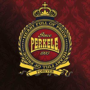 Perkele - Forever CD