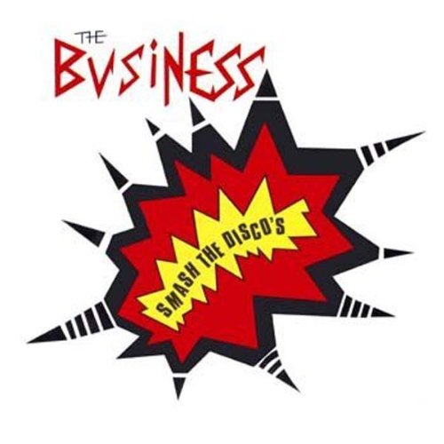 The Business - Smash The Disco´s CD