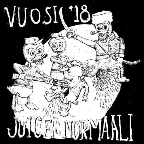 """Juice Normaali - Vuosi '18 7"""""""