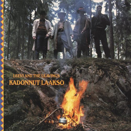 Leevi And The Leavings - Kadonnut laakso LP