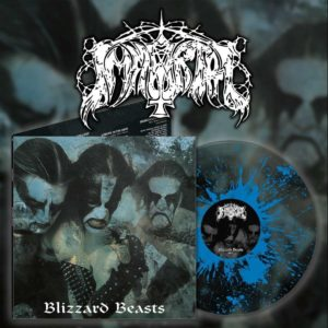 Immortal - Blizzard Beasts LP