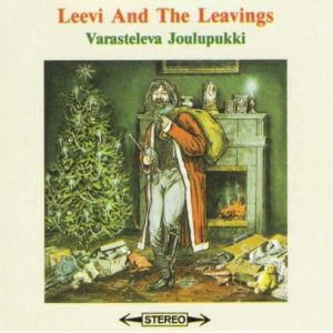 Leevi And The Leavings - Varasteleva joulupukki LP
