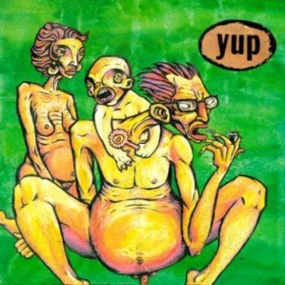 YUP - Homo Sapiens LP
