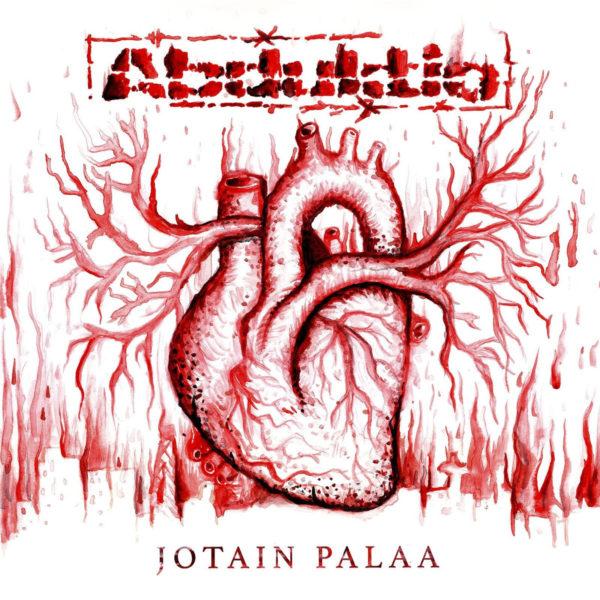 Abduktio - Jotain palaa LP