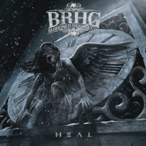 Bloodred Hourglass - Heal LP