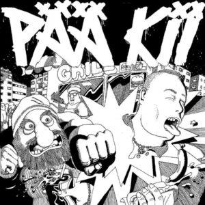 Pää Kii - Pää Kii LP