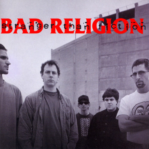 Bad Religion - Stranger Than Fiction LP