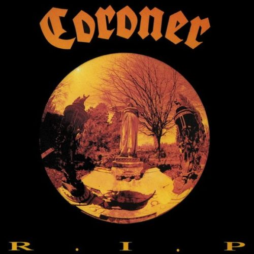 Coroner - R.I.P LP