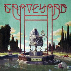 Graveyard - Peace LP