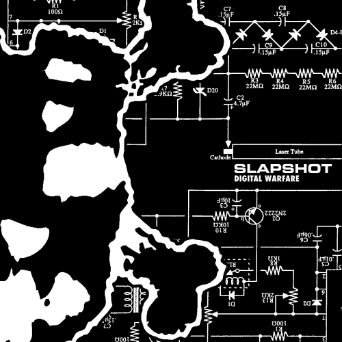 Slapshot - Digital Warfare LP