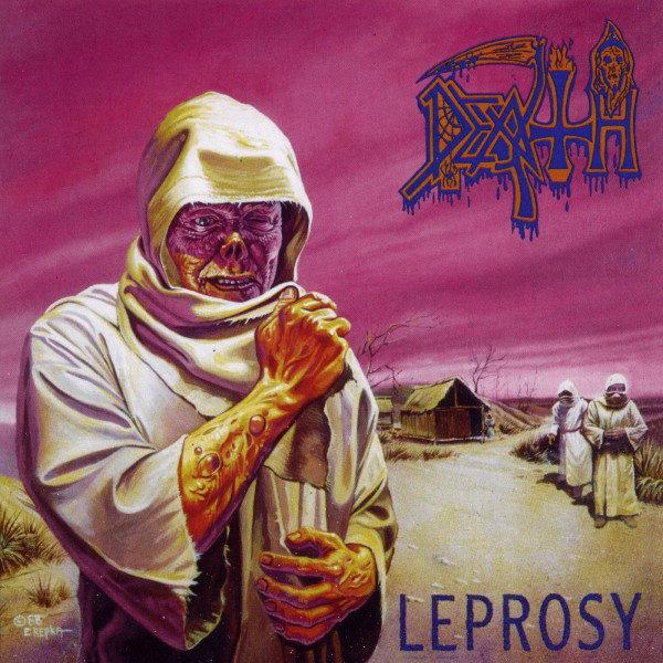 Death - Leprosy LP
