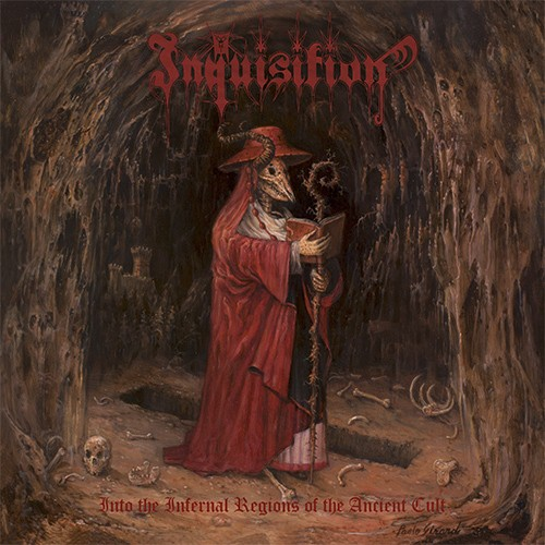 Inquisition ‎- Into The Infernal Regions Of The Ancient Cult LP
