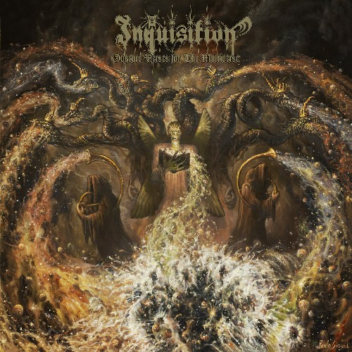 Inquisition - Obscure Verses For The Multiverse LP