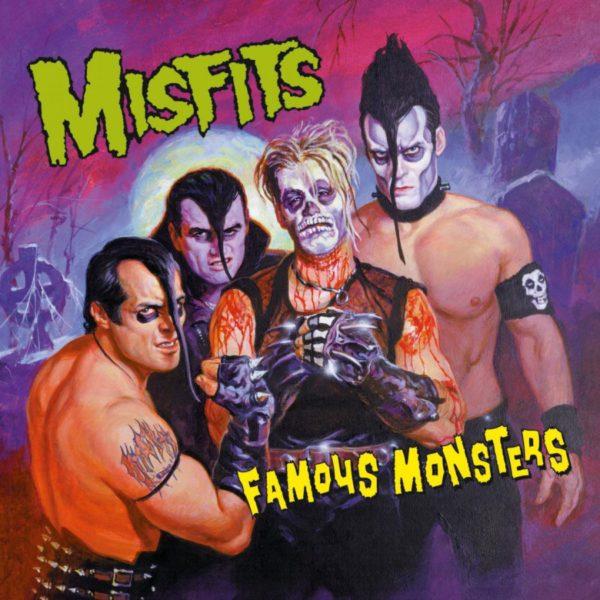 Misfits - Famous Monsters LP