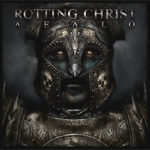 Rotting Christ - Aealo LP