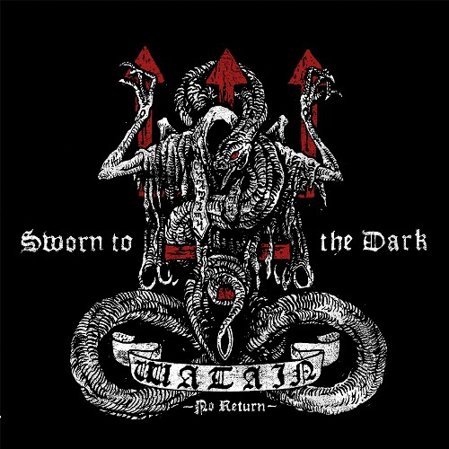 Watain - Sworn To The Dark LP
