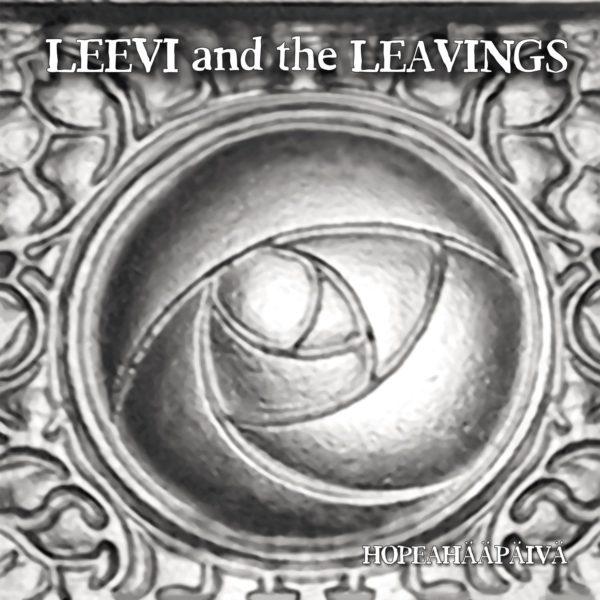 Leevi And The Leavings - Hopeahääpäivä LP