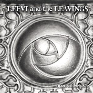 Leevi And The Leavings - Hopeahääpäivä LP