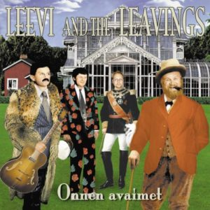 Leevi And The Leavings - Onnen avaimet LP
