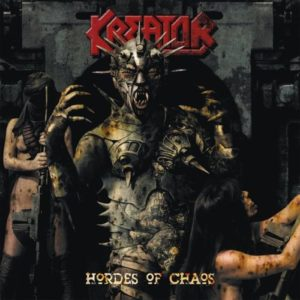 Kreator - Jordes Of Chaos LP