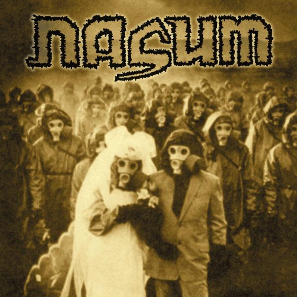 Nasum - Inhale/Exhale LP