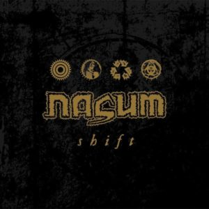Nasum - Shift LP