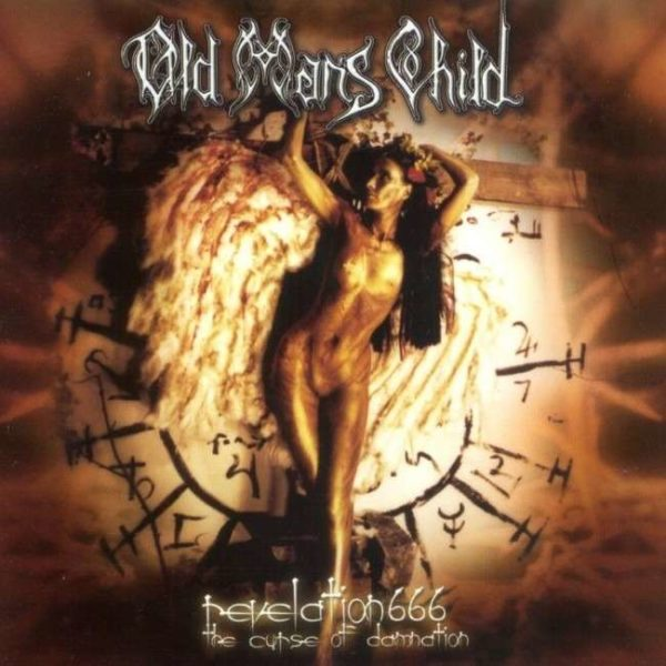 Old Man's Child - Revelation 666 - The Curse Of Damnation LP