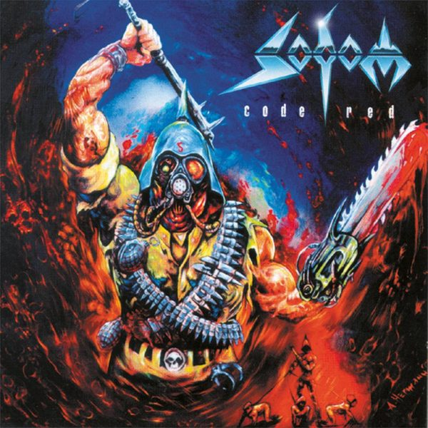 Sodom - Code Red LP