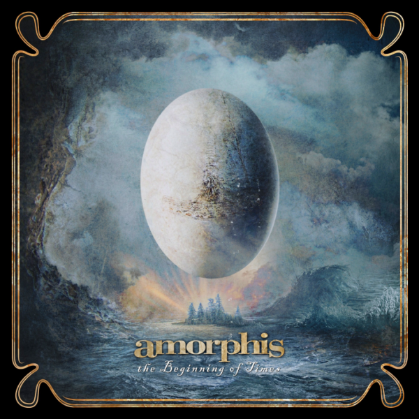 Amorphis - The Beginning Of Tmes LP