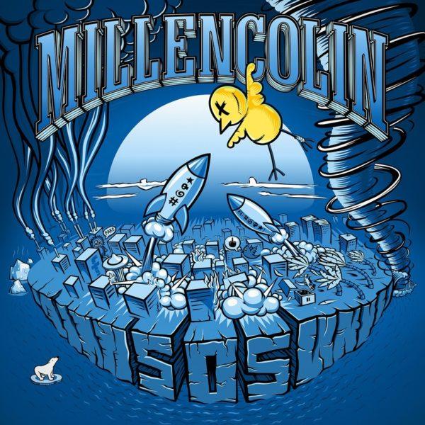 Millencolin - SOS LP