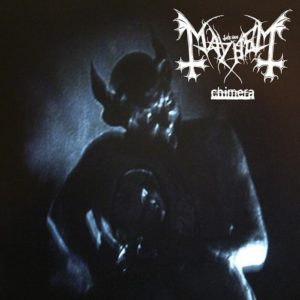 Mayhem - Chimera LP