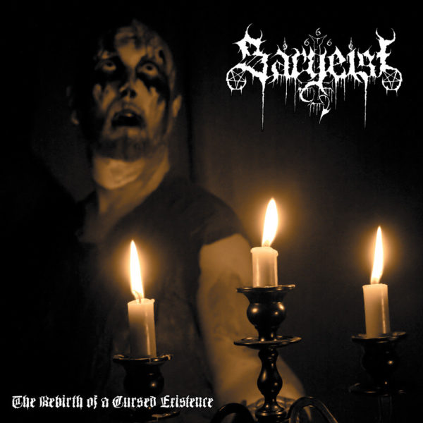 Sargeist - The Rebirth Of A Cursed Existence LP