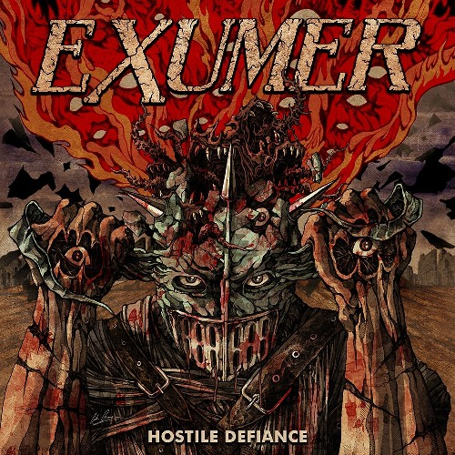 Exumer - Hostile Defiance LP