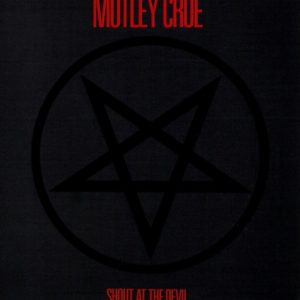 Mötley Crüe - Shout At The Devil LP