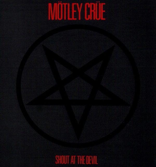 Mötley Crüe - Shout At The Devil LP