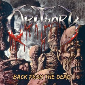 Obituary - Back From The Dead LP