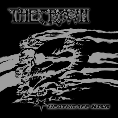 The Crown - Deathrace King LP