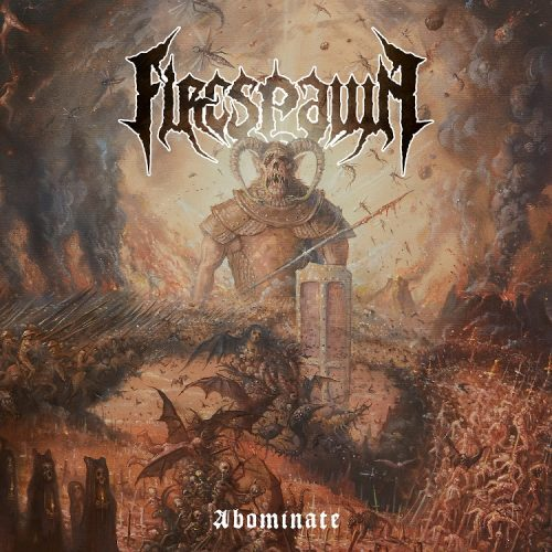 Firespawn - Abominate LP
