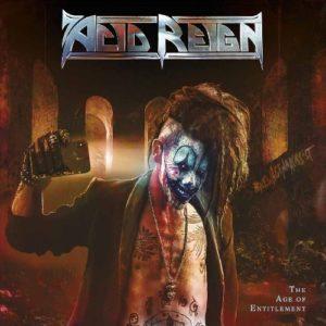 Acid Reign - The Age Entitlement LP