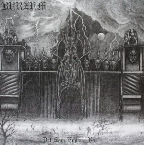 Burzum - Det Som Engang Var LP