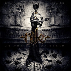 Nile - At The Gate Of Sethu LP
