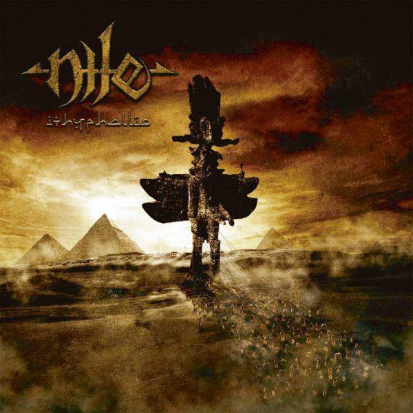 Nile - Ithyphallic LP
