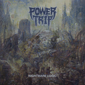 Power Trip - Nightmare Logic LP