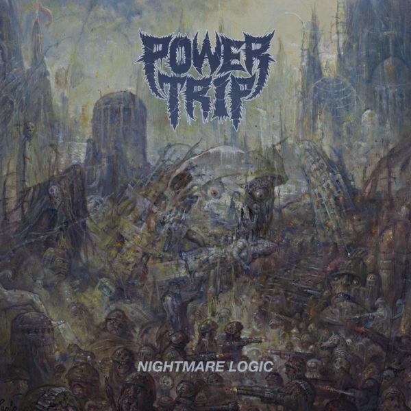 Power Trip - Nightmare Logic LP