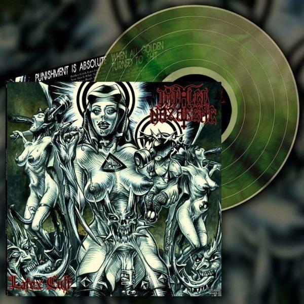Impaled Nazarene - Latex Cult LP