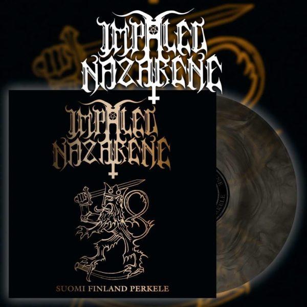 Impaled Nazarene - Suomi Finland Perkele LP