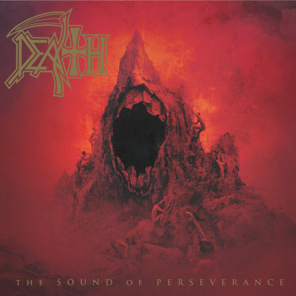 Death - The Sound Of Perseverance LP